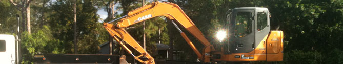HOG Backhoe